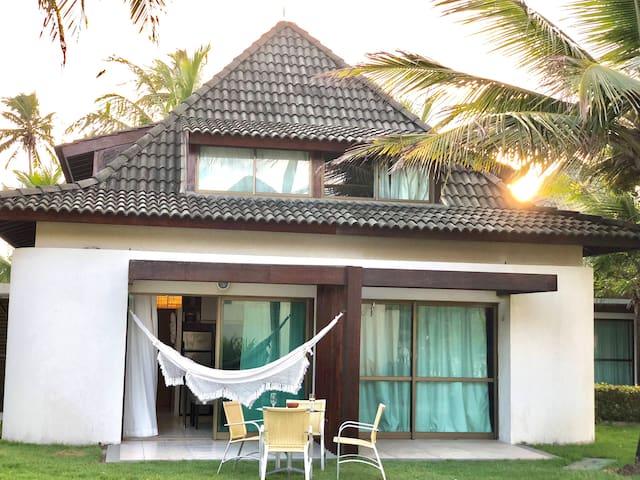 Bangalô Luxo Beira Mar- Beach Class Resort
