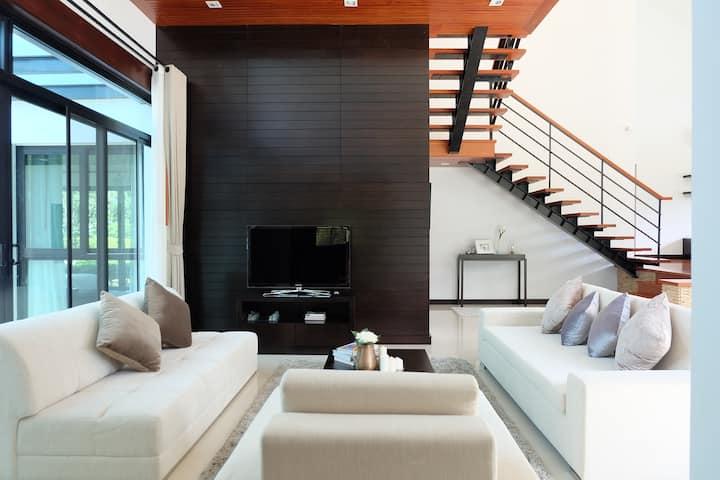 Pool Villa (3 bedrooms) - Monlada Khaoyai