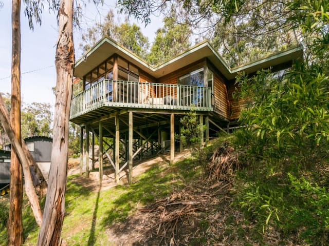 Yaringa: Retreat in the Trees - Kennett River - Casa