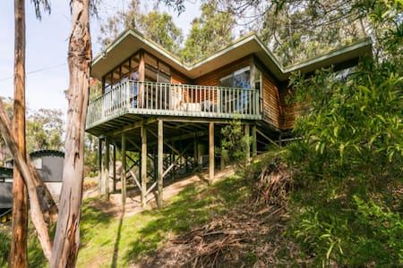 Yaringa: Retreat in the Trees - Kennett River