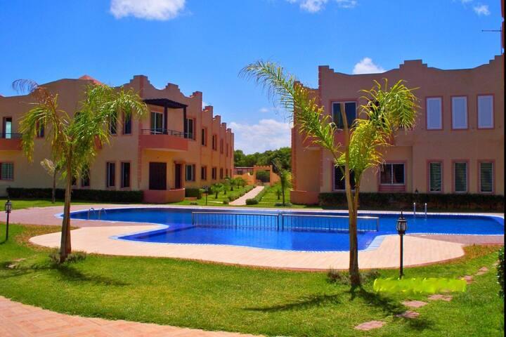 Luxury Mini Villa avec piscine