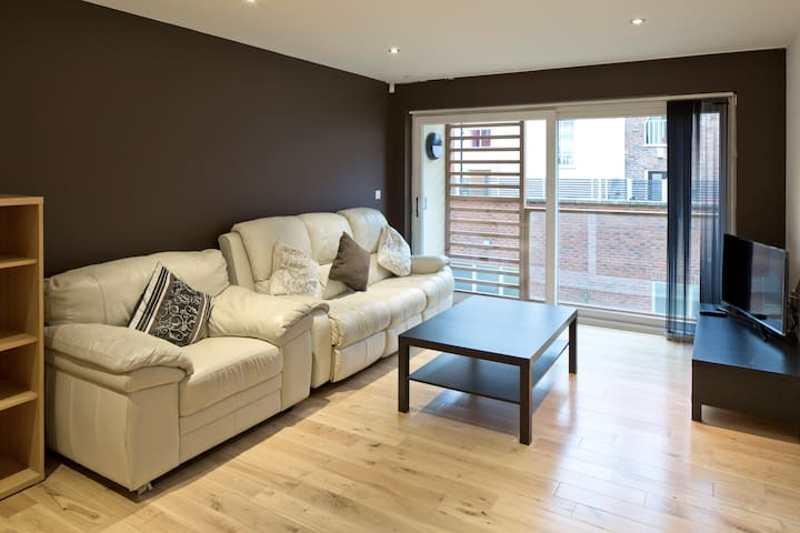 Luxury Sawmill City Centre Hull - Kingston upon Hull - Apartemen