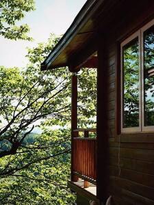 云上民宿(700米海拔的世外桃源)顶级木屋 - Jinhua Shi - Cabin
