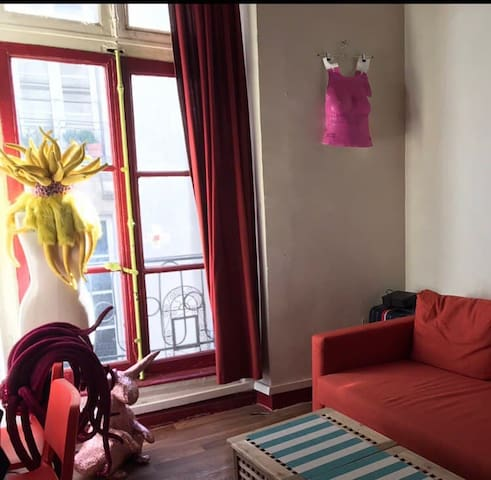Appartement lumineux Marais
