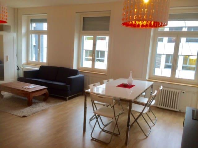 Loftstyle, trendy Studio Best place in Zurich ! - Zurych - Apartament