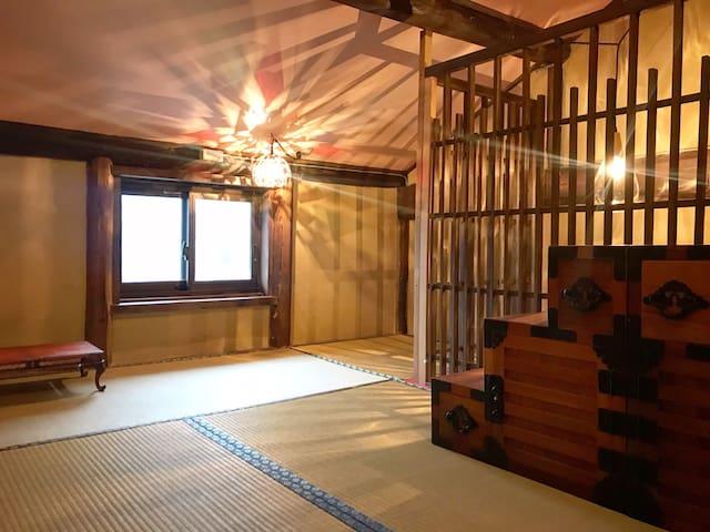 常滑古民家(2階 2部屋)セントレア10分・名古屋40分