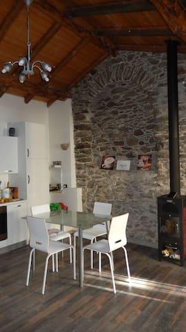 CASA DEL CIODO (lago di Lecco) - Colico Piano - Huis