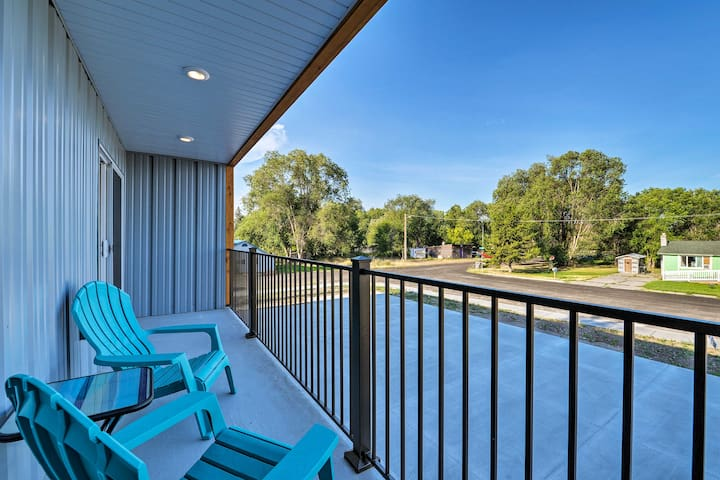 Pet-friendly Apartment - 9mi to Egin Lakes!
