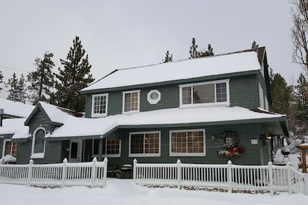 #2 Large 2 room Suite w/kitchenette - Big Bear Lake - Apartemen