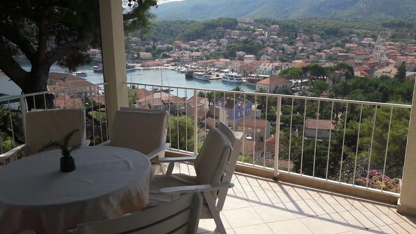 Perfect vacation, Apartment Magdalena, Jelsa, Hvar