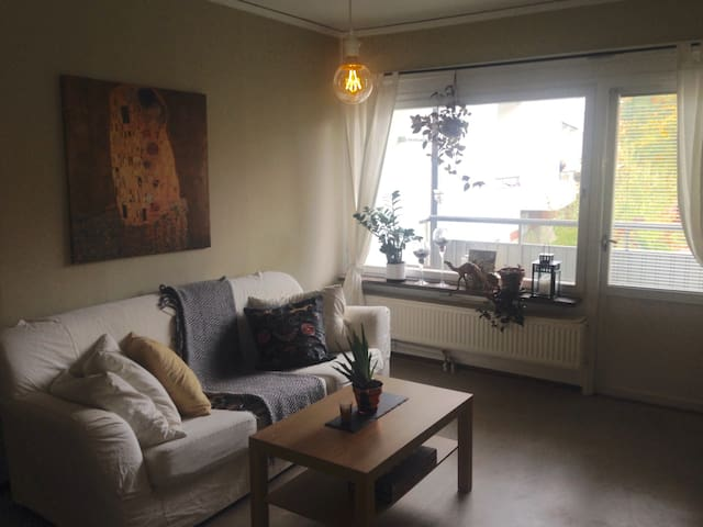 Bo nära naturen - Uppsala - Flat