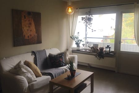 Bo nära naturen - Uppsala - Apartemen
