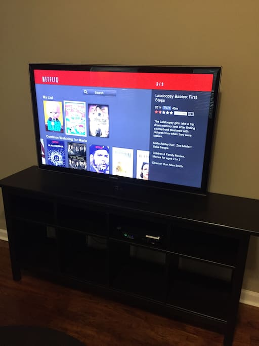 Ready to watch your favorite show with Netflix?