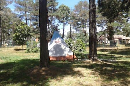 Tipi Arapahoe Monte Royal - Aguilar de Campoo