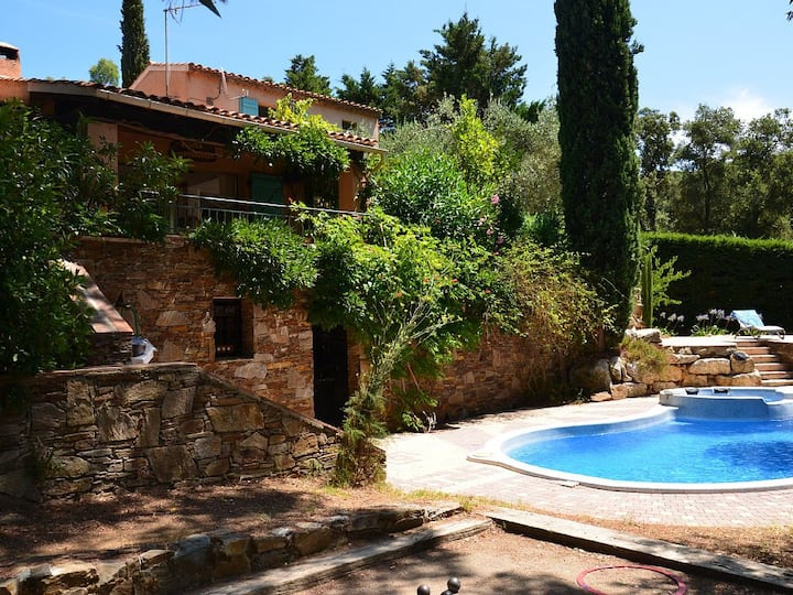 Villa familiale Gigaro
