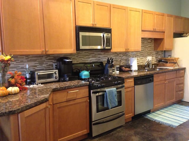 Charming Midtown Condo - Houston - Apartament