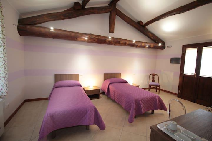Agriturismo BIO nella Pace del Parco del Ticino 2 - Abbiategrasso - Bed & Breakfast