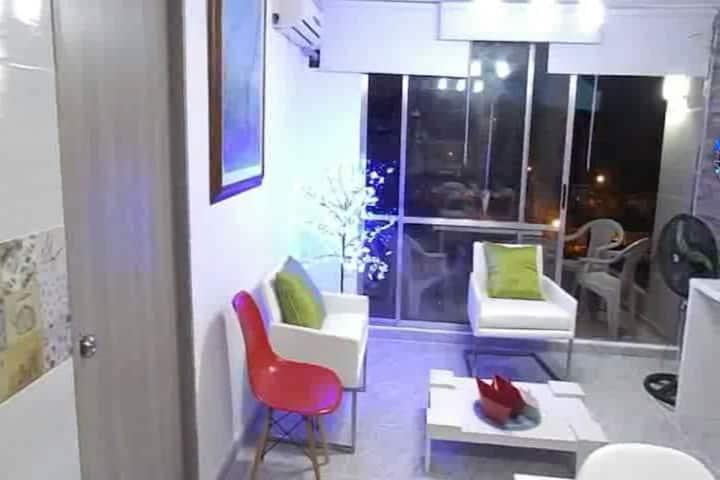Apartamento Nuevo Amoblado Hacienda Peñalisa