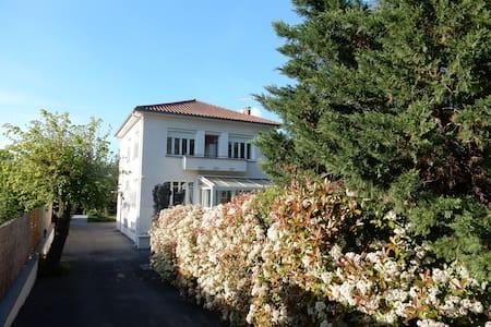 Le Clos de Musset, 1 ch-télé-wifi-jardin-parking - Romans-sur-Isère - House