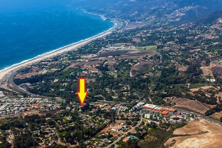 Malibu Point Dume Guest Suite