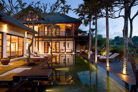 Villa Karma Jimbaran - Kuta Selatan