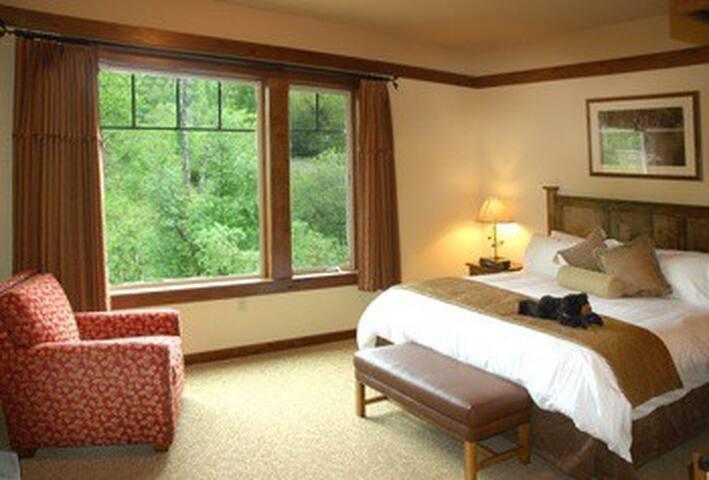 King Viking Lodge Room