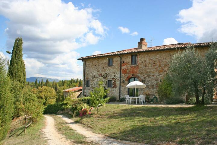 Mercatale - Mercatale 1, sleeps 4 guests - San Casciano in Val di Pesa - Pis