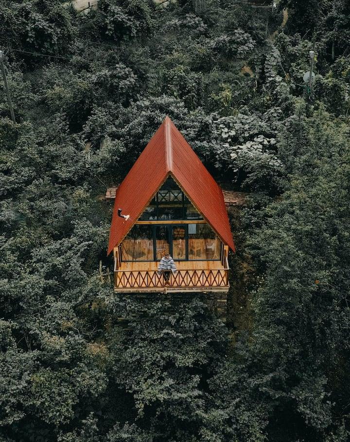 DAG EVİ  cabin loft