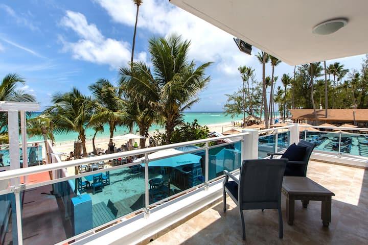 Beach apartment, Cortecito