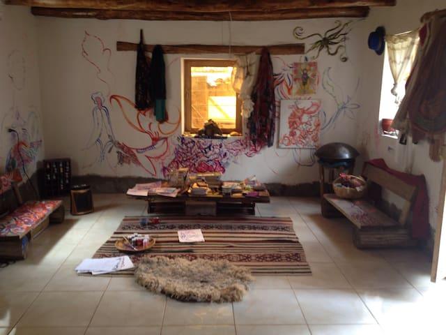 La maison du papion - Pisac