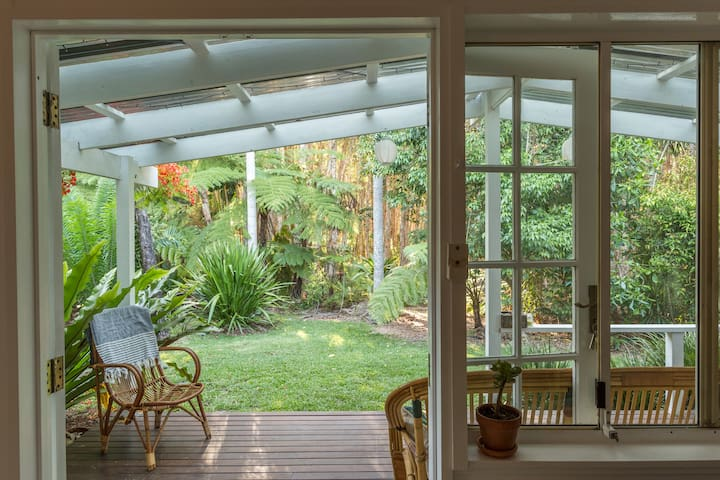 Secluded Garden Studio - Melaleuca Byron Bay - Byron Bay