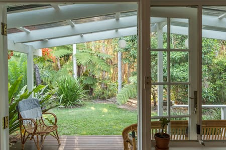 Secluded Garden Studio - Melaleuca Byron Bay