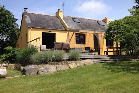 Maison de vacances proche de la mer - Ploulec'h - Hus