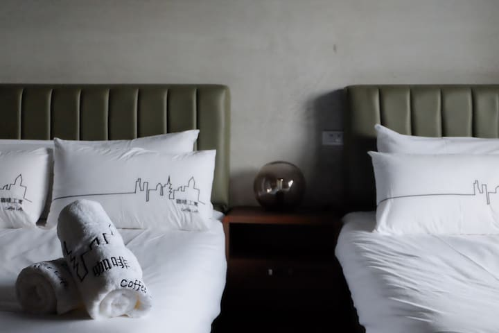 Coffeeloft咖啡工寓 #Room303