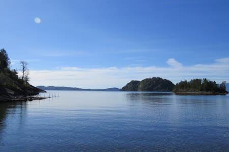 Cabaña, tranquilidad y naturaleza - Lago Ranco