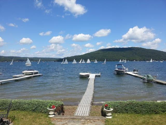 Bluff View on Keuka Lake - Hammondsport - บ้าน
