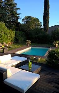 Gîte du Château, Mouans - Mouans-Sartoux - Villa