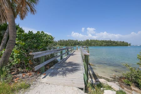 Honeysuckle Cottage 1 Br, Village - Longboat Key - 獨棟