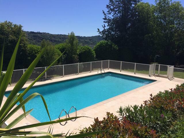 Villa provençale 10 m de Cannes - Grasse - Villa