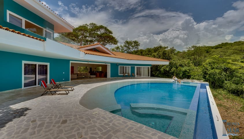 Breathtaking Ocean View Villa - Puntarenas - Casa