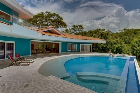 Breathtaking Ocean View Villa - Puntarenas