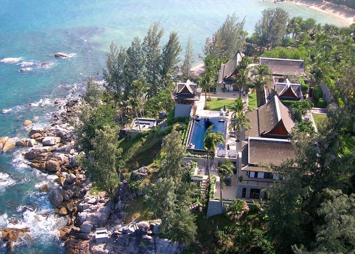 Villa Baan Laemson | Contemporary Thai Paradise