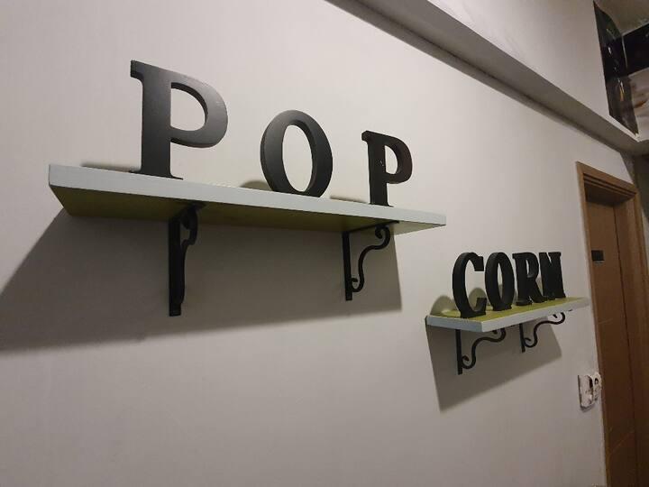 남포동 Popcorn Guest House 8인실
