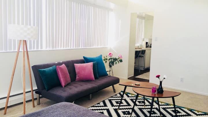 POOL OPEN - Clean&Comfy Studio Quarantine Getaway