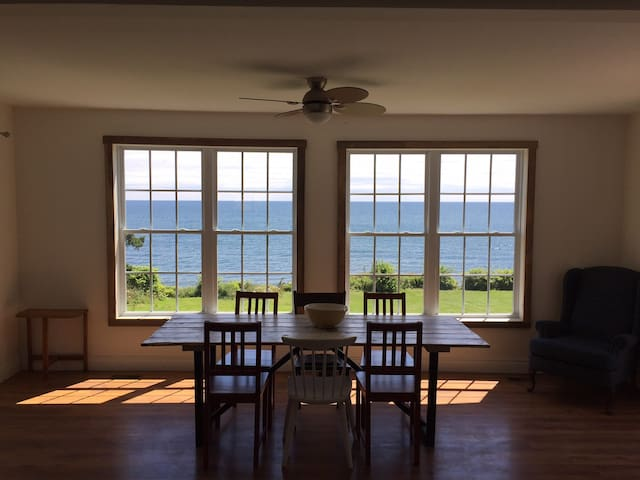 Oceanfront Cow Bay Cottage