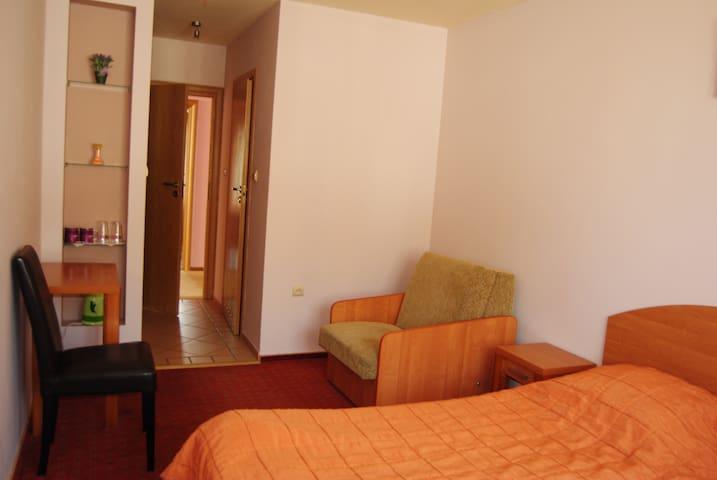 Villa Milano - Pokój 2-os Deluxe z łazienką Mielno