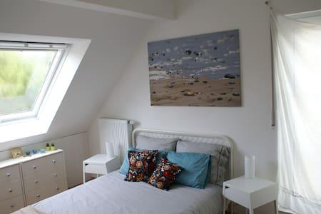 bright, quiet attic room - Aachen