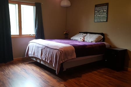 Private Room 25 Miles from Speedway - New Palestine - Casa