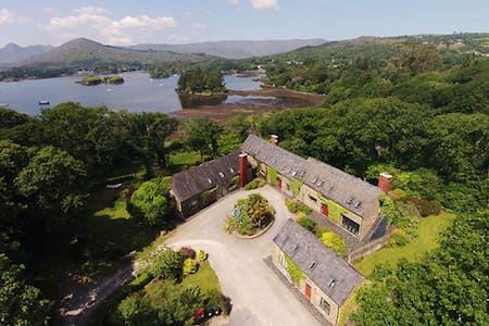 Silver Birch House, Glengarriff, Co.Cork - 11 Bed - Sleeps 22 - Glengarriff