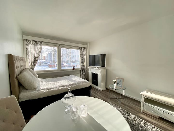 Charming apartment, best part of OULU